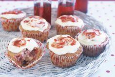 Dessert Recipe Strawberry cupcakes