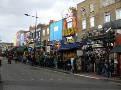 Camden Town Market! awesome!