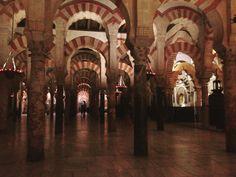 Mezquita/catedral de Córdoba