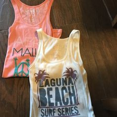 2 long Tanktops. Size Juniors Small Lot of 2 Aeropostale long Tanktops. Size Juniors S Excellent condition perfect for summer. Aeropostale Tops Tank Tops
