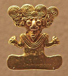 "Gold: Prehistoric Art of Columbia"","