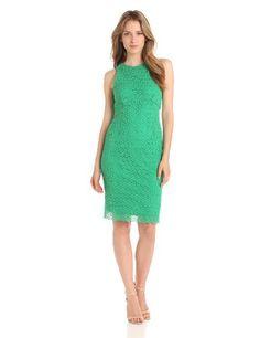Isaac Mizrahi New York Women's Circle Lace Dress With Racer Back, Emerald, 10 Isaac Mizrahi,http://www.amazon.com/dp/B00BF8MJQE/ref=cm_sw_r_pi_dp_dQRjsb0FKET9KGQ5