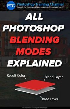 Tutorial giving you an in-depth explanation on how the blending modes in Photoshop work.