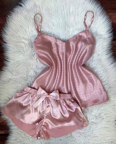 😍👗❤️ Best inspiration page for dresses 👉🏻 😍❤️ . Sewing Lingerie, Cute Lingerie, Lingerie Outfits, Beautiful Lingerie, Cute Pajamas, Pajamas Women, Cute Sleepwear, Lazy Outfits, Lingerie Collection