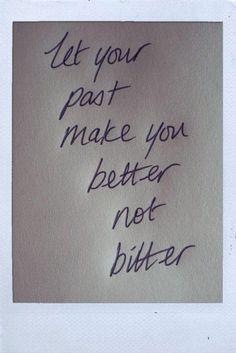 Sometimes easier said than done ...