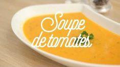 Recette Minceur  :     Soupe de poireaux détoxifiante  - #Recette