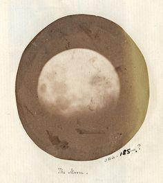The Moon ca. 1854 John Dillwyn Llewelyn