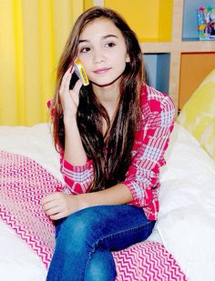 Rowan Blanchard whoever you are calling, call them later, and call me NOW!!!