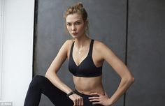 Karlie Kloss may be genetically lithe; but she works pretty hard to keep it that way.  The 21-year-old supermodel and former ballerina rises early to work out four to five times a week, fuels her body with green juices, and sweats it out with the rest of us at SoulCycle on a regular basis.