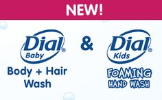dial baby and kids products