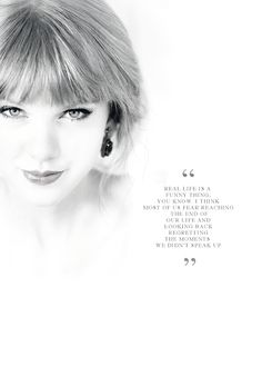 I don't think you should wait. Taylor Swift Quotes, Taylor Swift Fan, Swift 3, Skin And Bones, Her Music, How Beautiful, Inspire Me, Role Models, How Are You Feeling