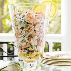 Spicy Pickled Shrimp | MyRecipes.com