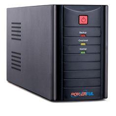 POWERFUL 650VA(PL-600)LINE INTERACTIVE UPS Kesintisiz Güç Kaynağı