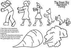 coloring pages for folk tales Traditional Tales, Traditional Stories, Fairy Tale Activities, Book Activities, Mcgraw Hill Wonders, Shadow Theatre, Fall Preschool, Plant Science, Readers Workshop