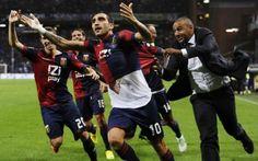 Il Genoa si aggiudica il derby della Lanterna: 0-3 alla Samp #lodi #sampdoria #genoa #liverani