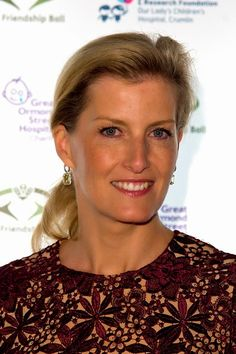 Royal Family Around the World: Countess of Wessex