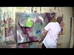 andy morris and abstract painting - Bing Videos Old Paintings, Painting Videos, Abstract, Facebook, Etsy, Art, Summary, Art Background, Kunst