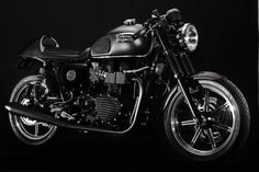 "Triumph Bonneville ""CR"" by Dime City Cycles"