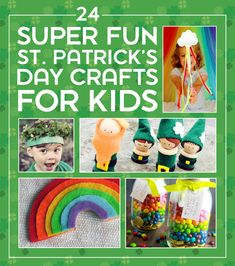 24 Super Fun St. Patrick's Day Crafts For Kids
