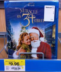Miracle On 34th Street Blu-Ray Only $7.96 With New Coupon!