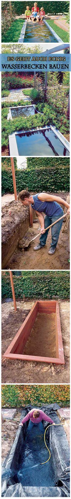 Mini gartenteich bauen kleine oasen im garten oder auf for Gartengestaltung zinkwanne