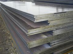 steel- is a ferrous metal it is used for strength, which is good used in sheet metal. and also used in various things e.g nuts and bolts and hollow steel which is available in many sizes. #AmsMetal