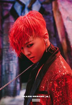 G-Dragon | BIGBANG - MADE SERIES [A]