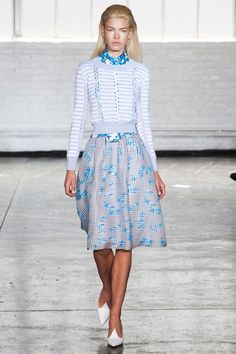 TANYA TAYLOR SPRING 2014 RTW COLLECTION
