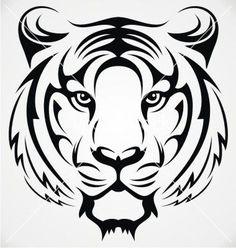 Resultado De Imagen Para Tigres Para Dibujar Dibujos
