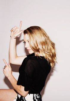 """Natalie Dormer behind the scenes for a photoshoot for TV Guide Magazine at San Diego Comic Con 2015. """