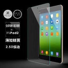7b107bd1c5f Mooke Ultra Thin Tempered Glass Screen Protector For Xiaomi Mipad 2 Mi Pad  2 Inch Tablet Protective Film
