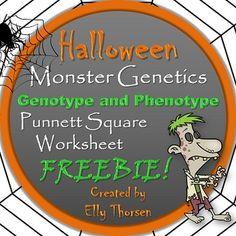 Worksheet Integrated Physics And Chemistry Worksheets physics chemistry worksheets and on pinterest halloween genotype phenotype punnett square worksheet freebie