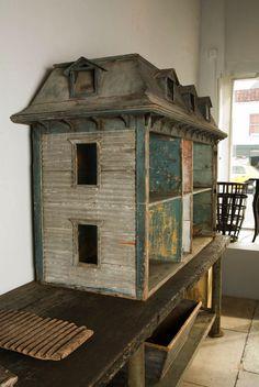 Anonymous Works: The Beauty of Nancy Allen's Empty Dollhouse