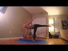 Hip & Shoulder Yoga Flow For Athletes - YouTube