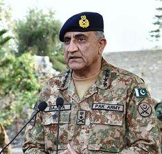 #COAS #General #Qamar #Javed #Bajwa #JATT , #PAK #ARMY .  --  : #Embedded #image