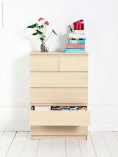malm_skubb_1 Ikea Malm, Organization, Bedroom, Storage, Inspiration, Clothes, Furniture, Home Decor, Ikea Dresser