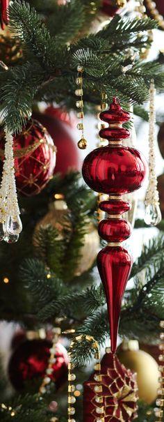 Brilliant Bordeaux Christmas Decorations