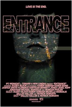 ENTRANCE poster (Mad trailer!!)