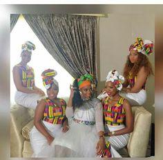 African Print Fashion, Fashion Prints, Traditional Wedding, Traditional Outfits, African Weddings, Weeding, Love Story, Peeps, Wedding Gowns