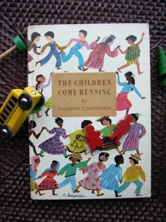 UNICEF 1960 The Children Come Running Elizabeth by KSTigerlily