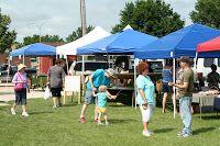 Wednesday is a market day @ Winneshiek Farmers Market in Decorah, Iowa 3- 6pm http://www.farmersmarketonline.com/fm/WinneshiekFarmersMarket.html