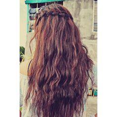 #hair #brown