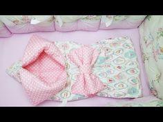 Выкройка конверта для новорожденного с капюшоном своими руками и видео мастер-классы