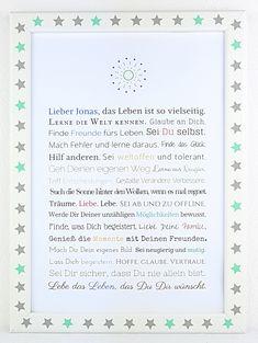 Geschenk zur Konfirmation / Jugendweihe (Junge) #konfirmation #erstkommunion #jugendweihe