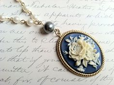 I've always wanted a cameo necklace, I think they are absolutely beautiful!