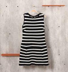 vestido primart bicolor - vestidos primart