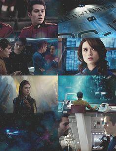 Teen Wolf: Star Trek AU by Lorieluu.deviantart.com on @deviantART
