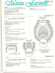 graficos dos olhos da coruja dormioca para tapetes de croche - Pesquisa Google