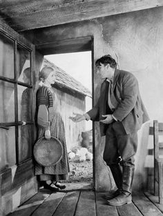 """""""Sunrise: A Song of Two Humans"""", directed by F.W. Murnau, 1927"""