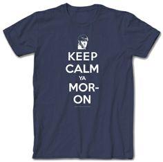 3 Stooges - Keep Calm Moe - T-Shirt #keepcalm #coupons